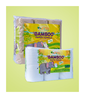 Bamboo Paper Products