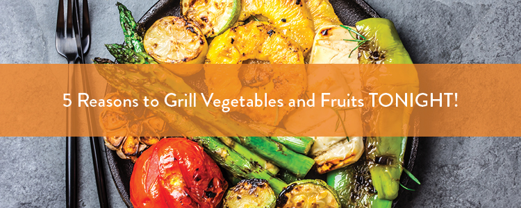 Grill Vegetables