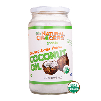 NGVC Coconut Oil