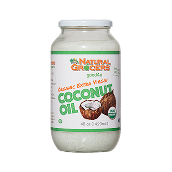 Natural Grocers Brand Organic Coconut Oil