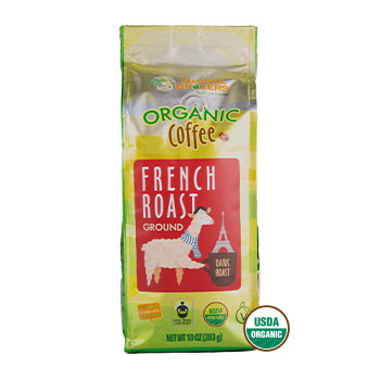 NGVC French Roast Ground Coffee