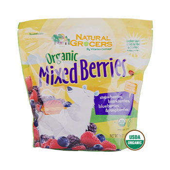 NGVC Frozen Mixed Berries