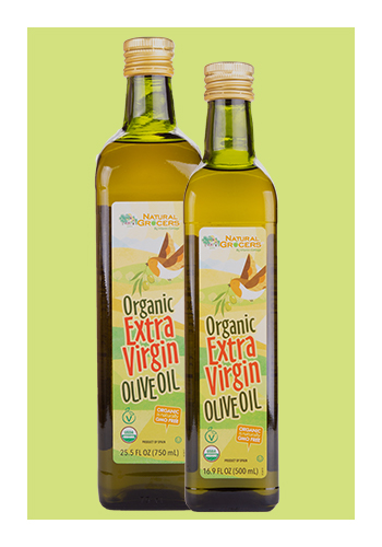 Natural Grocers Brand Organic Extra Virgin Olive Oil