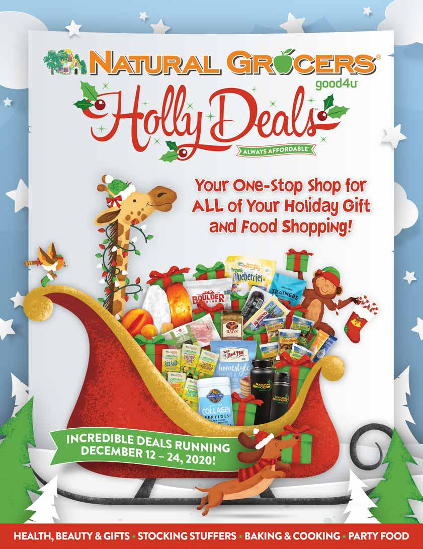 Holly Deals 2020
