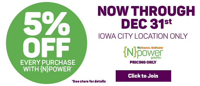 Iowa City 5% OFF