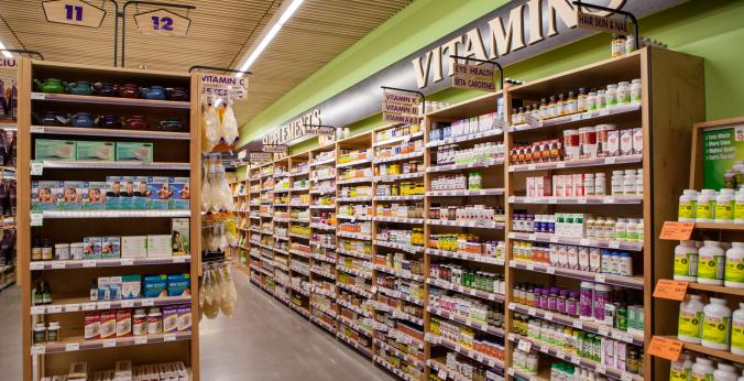 All Natural Vitamins & Supplements | Natural Grocers Missoula