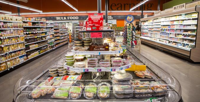 Organic Grab and Go Items | Natural Grocers Missoula