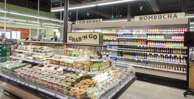 Kombucha, Cold Drinks & Grab and Go | Natural Grocers Clackamas