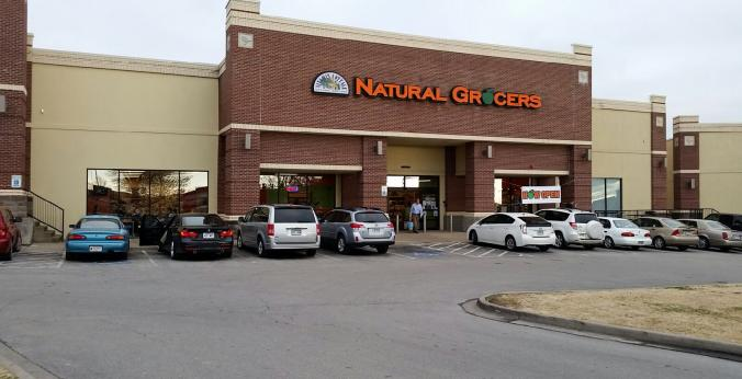 Natural Grocers Fayetteville Storefront - Grocery Store
