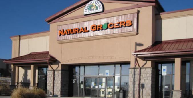 Natural Grocers Castle Rock Storefront