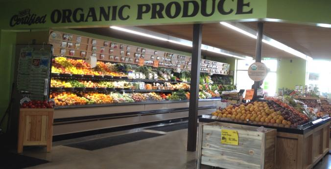 Organic Produce | Natural Grocers Colfax & Washington