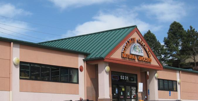 Denver Grocery Store Front | Natural Grocers