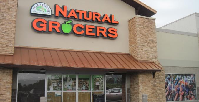 Natural Grocers Grand Junction Storefront