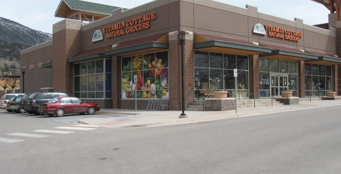 Natural Grocers Glenwood Springs Storefront