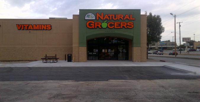 Organic Natural Grocery Store In Tulsa Ok Harvard 31st Natural Grocers