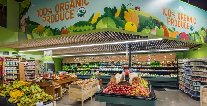 Organic Produce | Natural Grocers Gilbert - Baseline