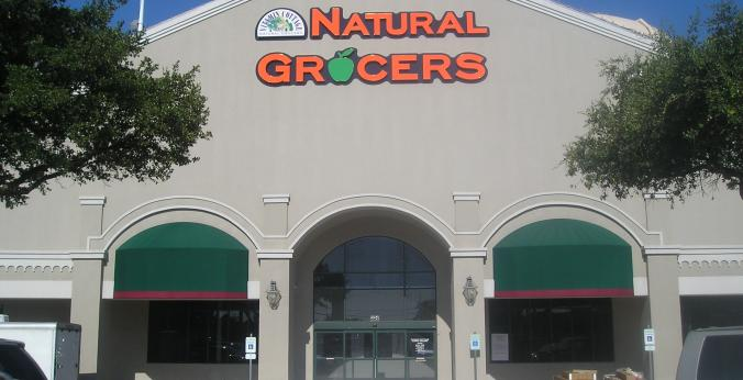 Natural Grocers Dallas - Preston & Forest Storefront
