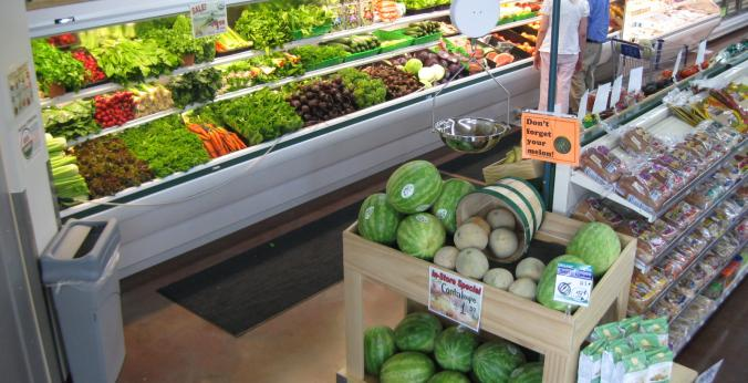 Organic Produce | Natural Grocers Saint George