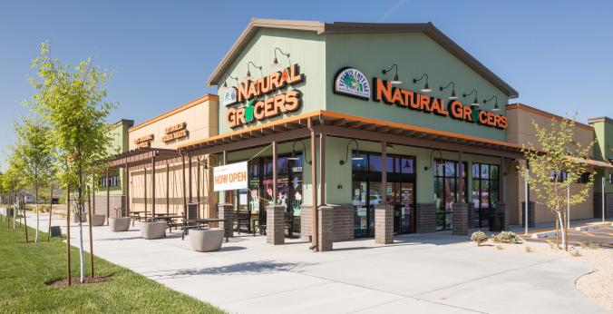 Natural Grocers South Jordan Storefront