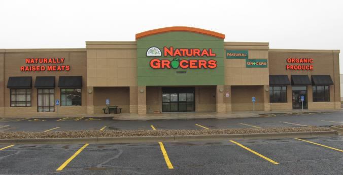 Natural Grocers Wichita Storefront