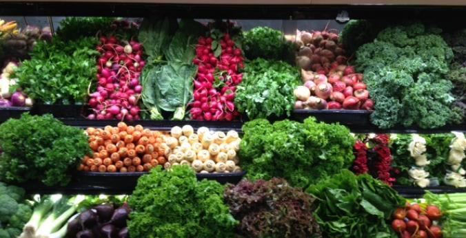 Organic Vegetables | Natural Grocers Bend