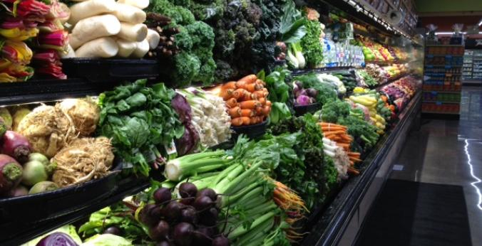 Organic Vegetables | Natural Grocers Beaverton OR
