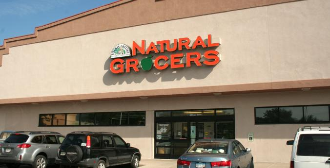 Natural Grocers Colorado Springs - South Nevada Ave Storefront