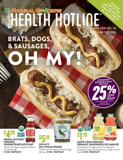 July 2019 Health Hotline® Magazine