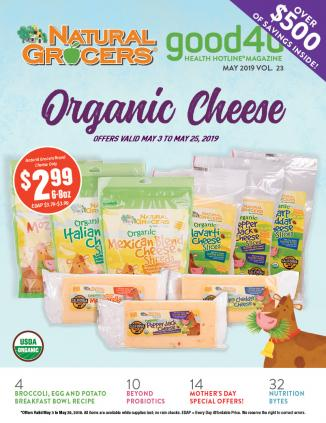 May 2019 Health Hotline® Magazine Issue 23 | Natural Grocers