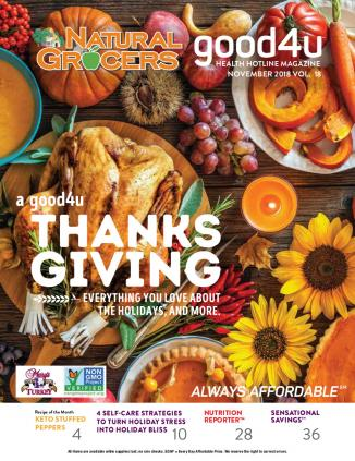 November 2018 Health Hotline® Magazine Issue 18