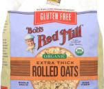 ORG GF THICK ROLLED OATS 32 OZ