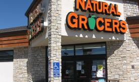 Natural Grocers Evergreen Storefront