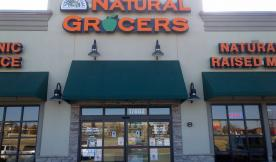 Natural Grocers Omaha West Storefront