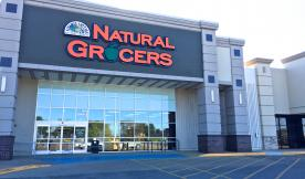Tyler Texas Natural Grocers Storefront