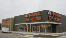Natural Grocers Wichita - Maize Storefront