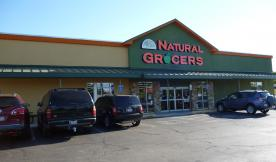 Natural Grocers Norman, OK Storefront