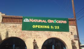 Natural Grocers Tucson - Broadway and Country Club Strorefront